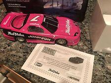 Jimmie Johnson IROC Brickyard Win 1:24 Die Cast Car NASCAR champion Pontiac