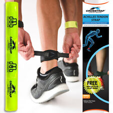 CROSSTRAP Achilles Strap for Tendonitis Prevention in Running, Cycling, Hiking