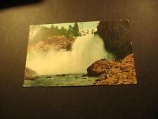 Snoqualmie Falls, Washington, about 1910