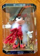 New listing Disney Bob Mackie Minnie Mouse Millennium Limited Edition Doll Nrfb