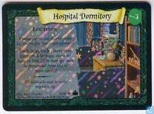 Harry Potter TCG AAH Adventures At Hogwarts Hospital Dormitory FOIL 14/80
