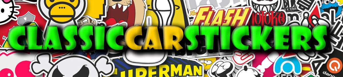 classiccarstickers