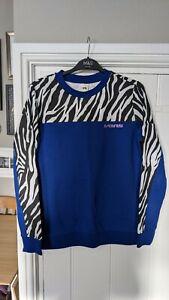 Vans Zebra Print Jumper Sweat M (10/12)