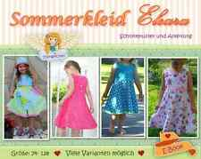 E-Book Sommerkleid Eleara Tunika Gr: 74-128