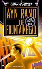 The Fountainhead: 50th Anniversary Edition-ExLibrary