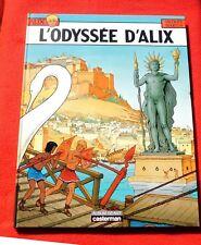 L'ODYSSÉE D'ALIX - Casterman 1987 album géant. JACQUES MARTIN. Parfait état