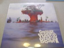 Gorillaz-PLASTIC BEACH - 2lp VINYL // NUOVO & OVP // GATEFOLD SLEEVE