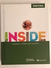 INSIDE Language Literacy and Content Writing Level D Hampton-Brown 9780736258647