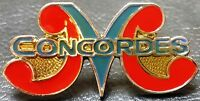 Vintage 1982 Montreal Concordes Pin - CFL Officially Licensed Football Alouettes