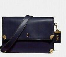 NEW Coach 1941 Cooper LeatherShoulder Bag Black NWT  F38660
