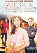 When Calls the Heart DVD Christian Movies Michael Landon Janette Oke Season 1