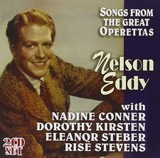 NELSON EDDY - SONGS FROM GREAT OPERAS  CD NEU
