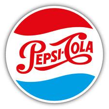 "Pepsi-Cola Light USA Drink Car Bumper Sticker Decal 5"" x 5''"