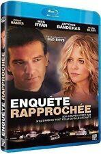 "Blu-ray ""Enquête rapprochée""  Antonio Banderas - NEUF SOUS BLISTER"