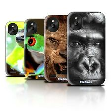 STUFF4 Back Case/Cover/Skin for HTC Desire X/Wildlife Animals