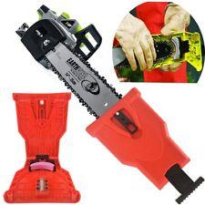 Sharpener Sharpens Chainsaw Teeth Chainsaw Saw Chain Sharpening System 14-20Inch