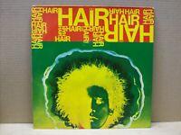 HAIR - SOUNDTRACK - LP - 33 RPM - GATEFOLD - POLYDOR