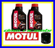 Kit Tagliando HONDA SH 300 11>12 SH300 + Filtro Olio MOTUL 7100 10W/30 2011 2012