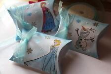 Handmade Disney's Frozen Pillow Boxes - Set of 6