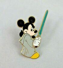 New listing Walt Disney World Disneyland Pin - Star Wars - Mickey Mouse - Jedi Knight Mickey