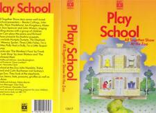 ABC PLAYSCHOOL AT THE ZOO VHS PAL  VIDEO
