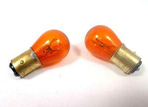 Pair of Turn Signal Light Bulbs Wagner Lighting 2057NA