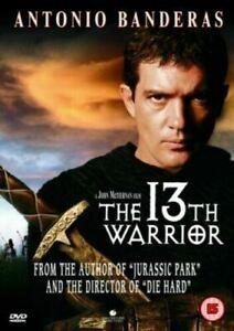 THE 13TH WARRIOR (1999) Region 4 [DVD] Antonio Banderas