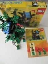 Lego 6054 Legoland Ritter Forestmen´s Hideout Robin Hood +BAL +OVP