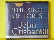 The King of Torts by John Grisham (2003, CD, Abridged)