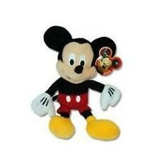 "Disney Mickey Mouse Mini Bean Bag Plush 9"" inches -  BRAND NEW"