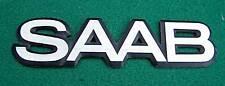 "Emblem ""SAAB"" for Classic Saab 900"