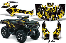 CanAm Outlander SST G2 ATV AMR Racing Graphics Sticker Kits Decals 2012 TRIBE Y