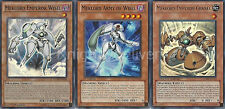 Yugioh Authentic Aporia Deck #2 - Meklord Emperor Wisel - Skiel -40 Cards NM UNL
