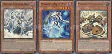Yugioh Authentic Aporia Deck - Meklord Emperor Wisel - Skiel - NM - 40 Cards
