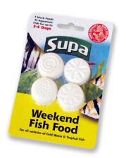 Supa 4 Day Weekend Fish Food