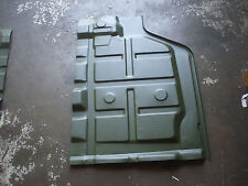 porsche floor pan new 911 912 930 91150104900 front section left side