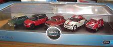 Oxford 76SET21 Set 21 1/76 OO SCALE AUSTIN BMW MINI 1275GT COUPE RALLYE HISTORIQUE