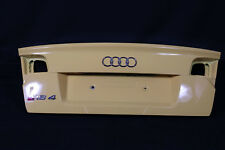 Kofferraumdeckel Audi RS4 A4 8E B7 Limo Heck Klappe Heckklappe Deckel Imolagelb