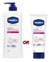 Vaseline Expert Care Aging Skin Rescue Lotion Skin Repair Complex Moisture 400ml