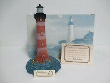 "New listing Harbour Lights ""Morris Island"" South Carolina #190 - Miob w/Coa and Name Tag!"