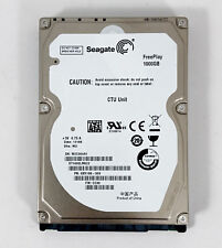"""Seagate FreePlay ST1000LM022 1TB 5400RPM 2.5"""" SATA Hard Drive 15mm"""