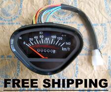 Honda CT50 CT70 CT90 CT110 CD50 CD65 CD70 Speedometer Km/h Taiwan  FREE SHIPPING