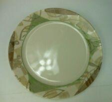 Corelle 10 inch Plate Leaf Design Corning