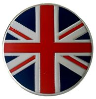 British Brexit Sliver Coin with United Kingdom Flag supporting UK Businesses