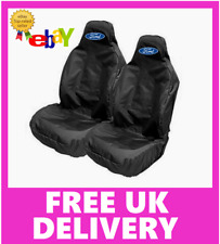 FORD Car Sports Seat Covers Protectors Focus / Fiesta ST Ranger GT Mustang F150