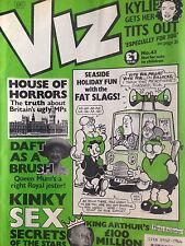 Viz Comic issue 36 June/July 1989 Royal Sex Special - COM-020 -