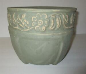 Green Robinson Ransbottom Art Pottery For Sale Ebay