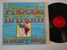 PROCOL HARUM LP A SALTY DOG 1972 MUSIC FOR PLEASURE MFP 5277 UK PRESSING