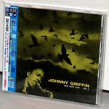 BLUE NOTE CD TOCJ-6528: JOHNNY GRIFFIN, A Blowing Session, OOP JAPAN 2005 OBI NU