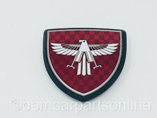 Toyota 1985-1989 MR2 AW11 Front Hood Eagle Emblem Red Badge MK1 Genuine Oem MR2